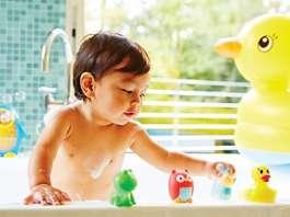 美国Munchkin宝宝洗澡玩具