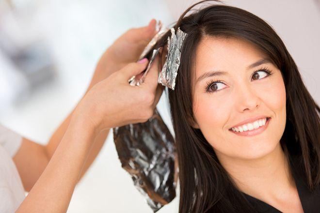怀孕可以烫发染发吗