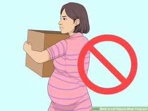孕妇可以搬重东西吗