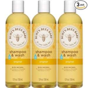 美国畅销婴儿沐浴露洗发水推荐