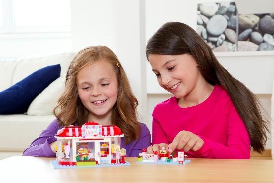 美国乐高儿童玩具推荐