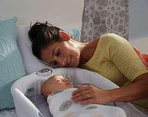 爸妈和宝宝co-sleep好不好