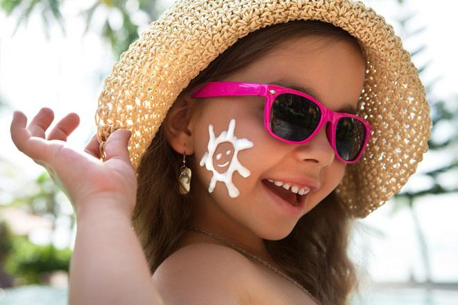 宝宝多大可以戴太阳镜