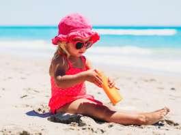 X 美国EWG最佳儿童防晒霜榜单