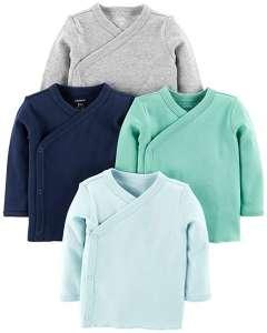 新生儿衣服清单