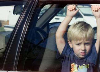 儿童汽车中暑死亡