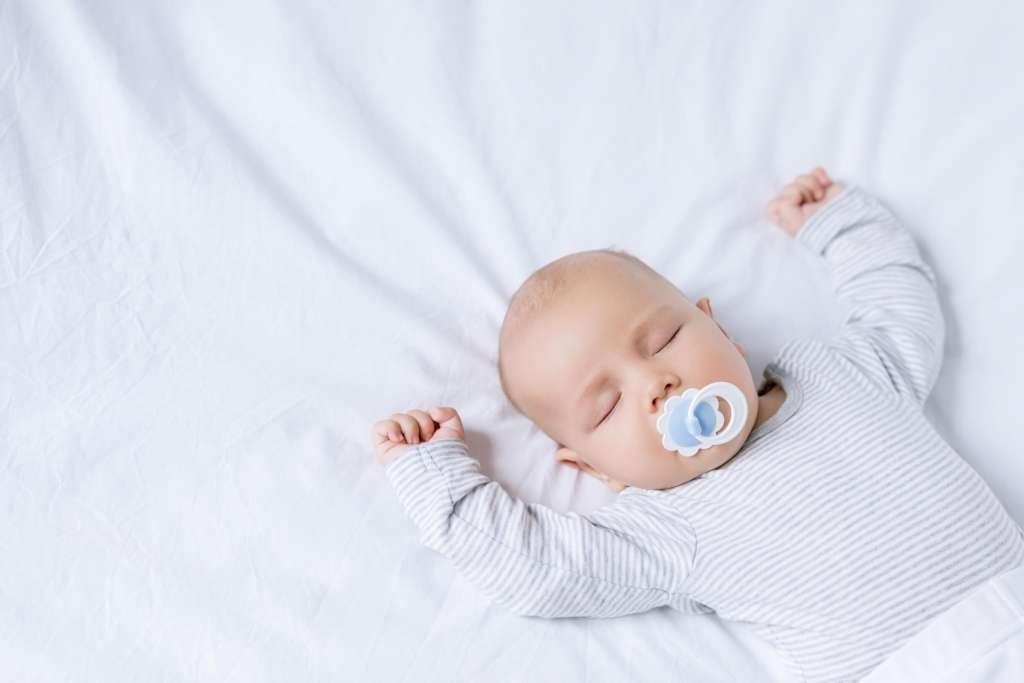 宝宝奶睡好不好