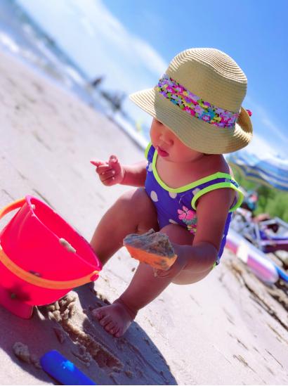夏天预防宝宝中暑