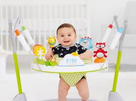 婴儿跳跳椅baby jumper