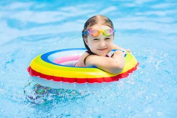 宝宝几岁可以学游泳
