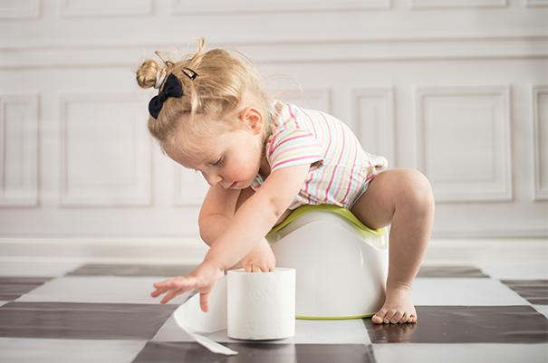 potty training戒尿布