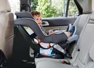 美国AAP儿童安全座椅建议更新
