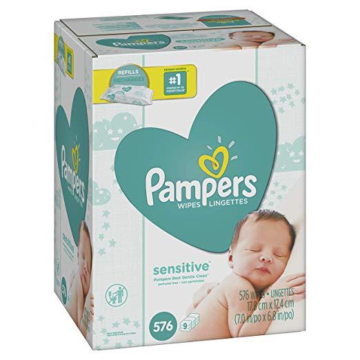 如何为宝宝挑选湿巾