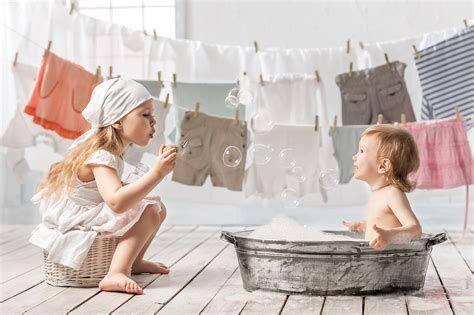 宝宝衣服用什么洗衣液