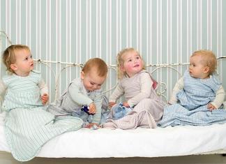 冬天给宝宝穿什么睡觉