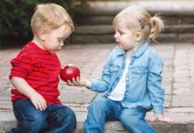 如何让孩子学会分享