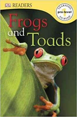 Frog and Toad系列绘本