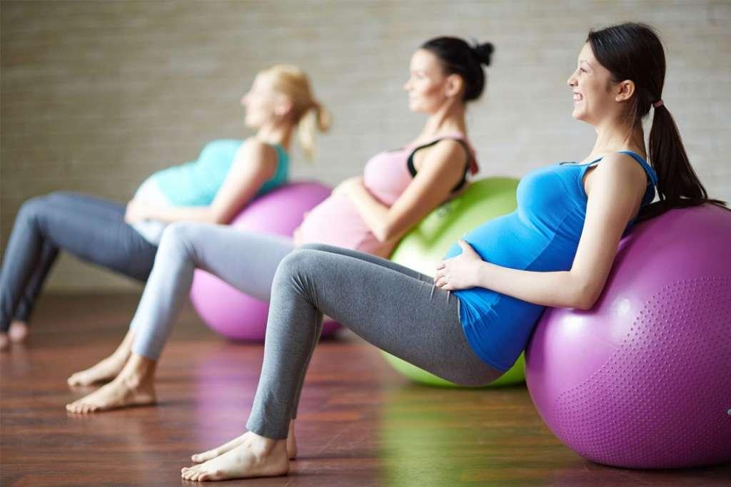 孕期安全运动