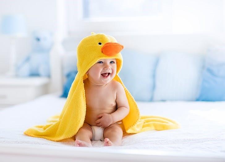 美国宝宝浴巾推荐