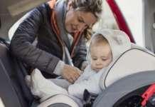 宝宝坐安全座椅可以穿羽绒服吗