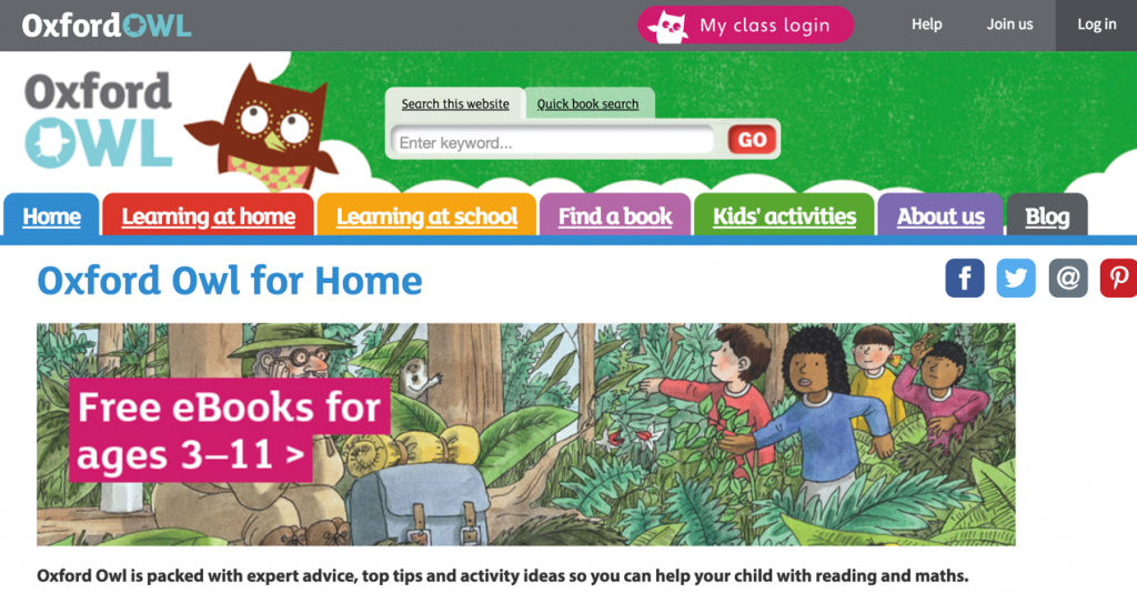 儿童英语学习免费网络资源