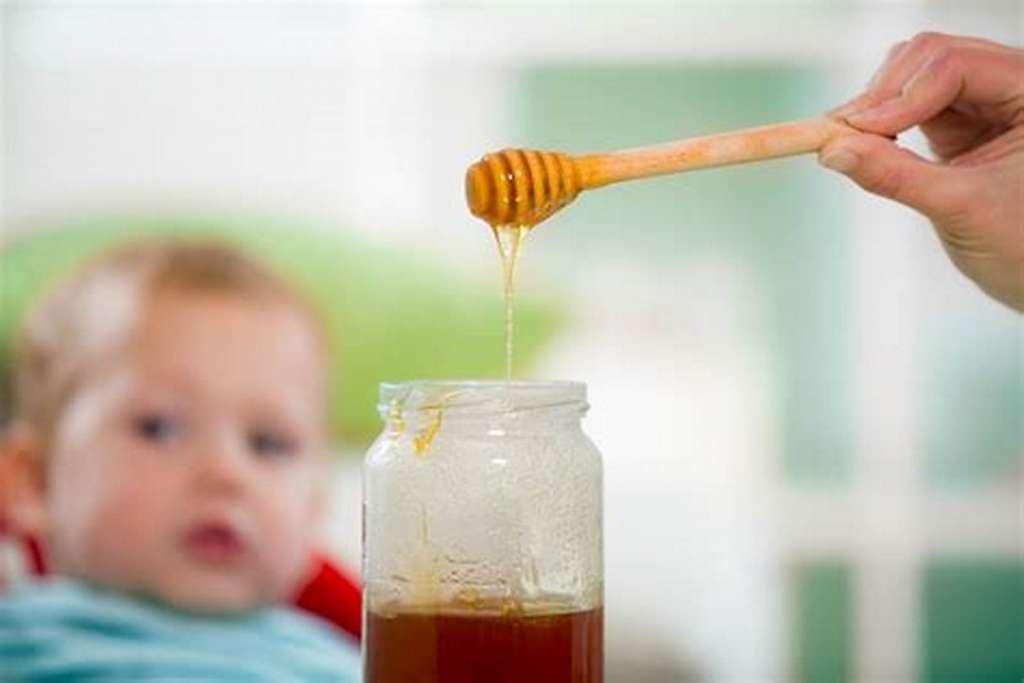 宝宝多大能吃蜂蜜