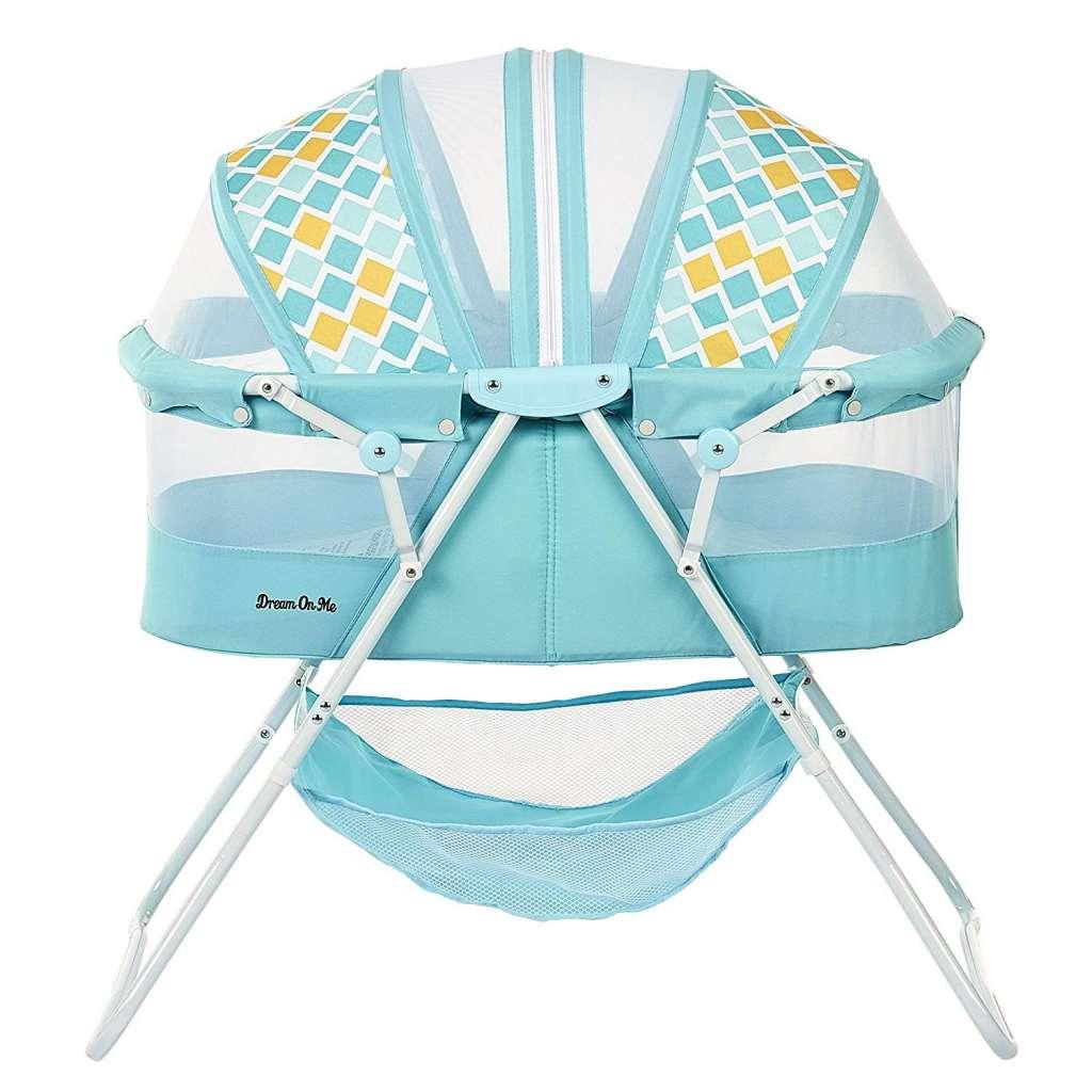 新生儿买摇篮还是婴儿床