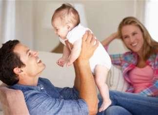 在家陪宝宝玩什么好