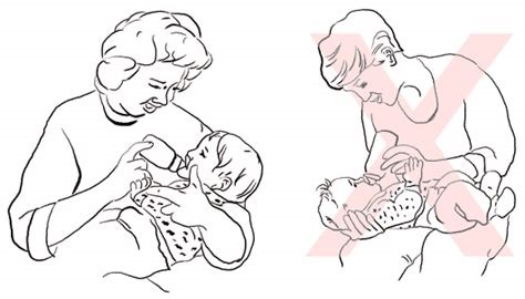奶瓶喂养宝宝