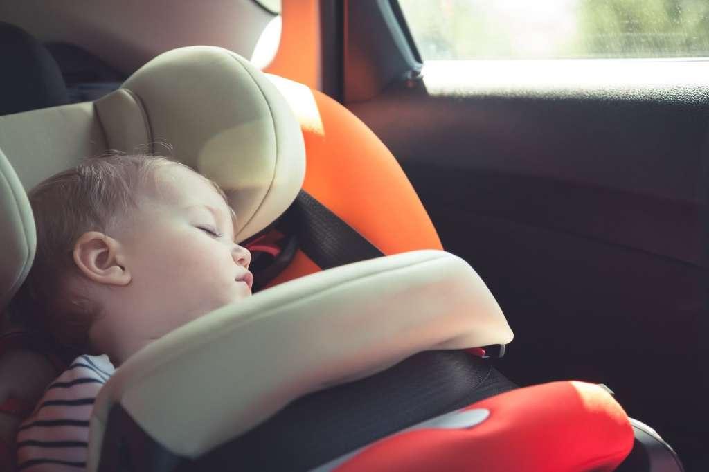 儿童安全座椅法律规定