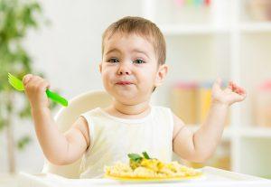 0到1岁宝宝饮食喂养