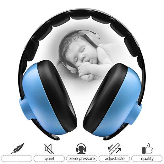 美国宝宝降噪耳机