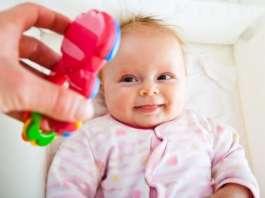 0到1岁宝宝的视觉发育过程