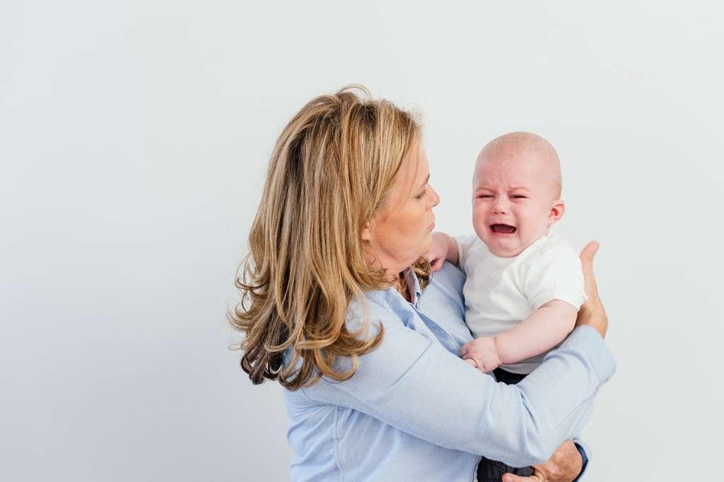宝宝分离焦虑症