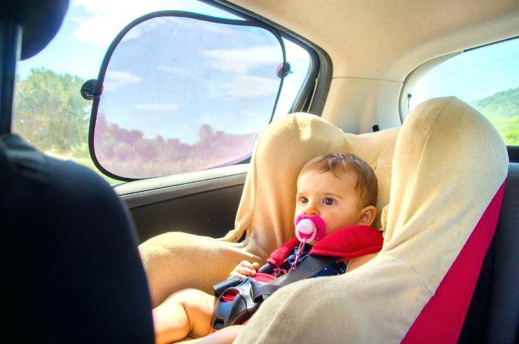 宝宝不喜欢做安全座椅怎么办