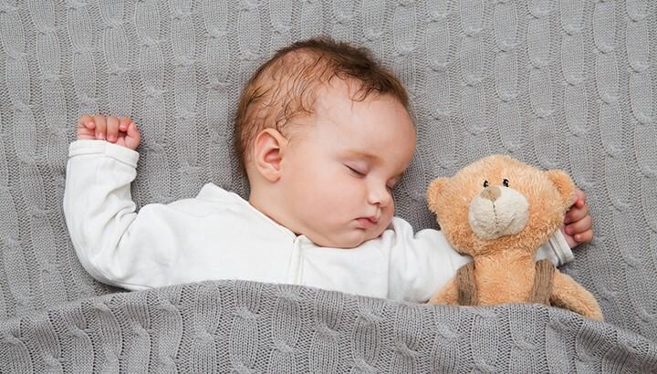 宝宝和爸妈分房睡