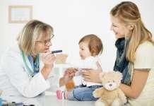 美国新生宝宝体检