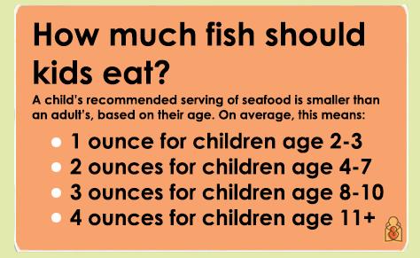 宝宝多大可以吃鱼
