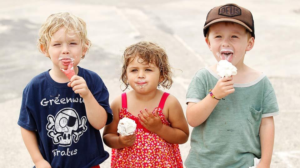 孩子能喝冰水吗