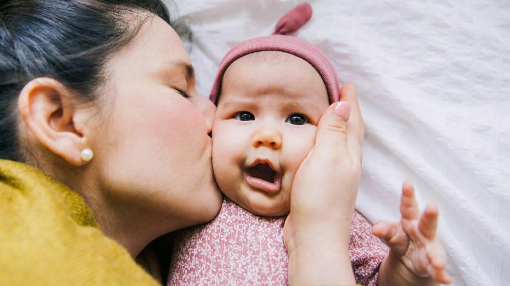 能不能亲吻宝宝