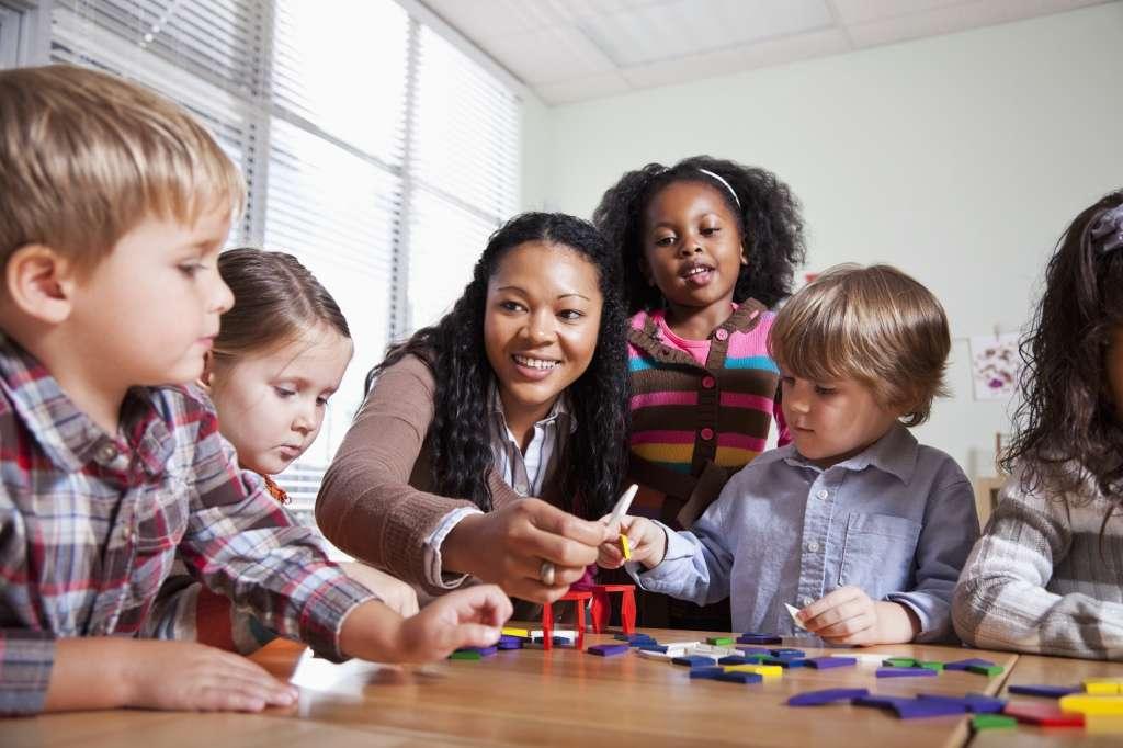 美国daycare幼儿园