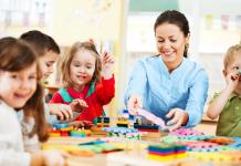 如何与美国daycare交流