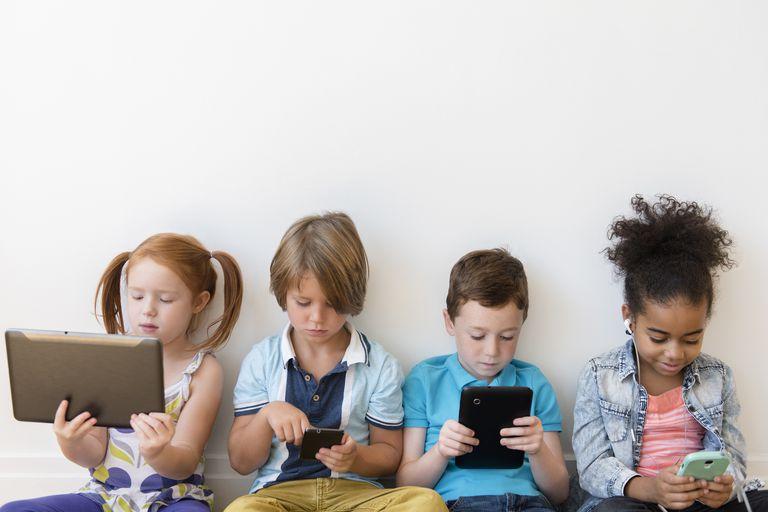 电子产品对孩子的危害