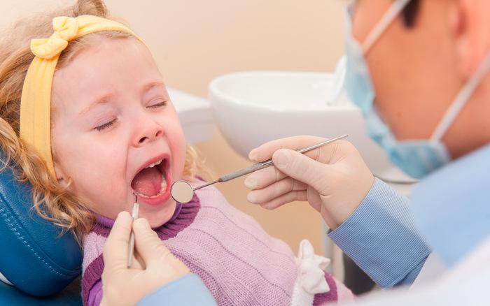 宝宝龋齿原因