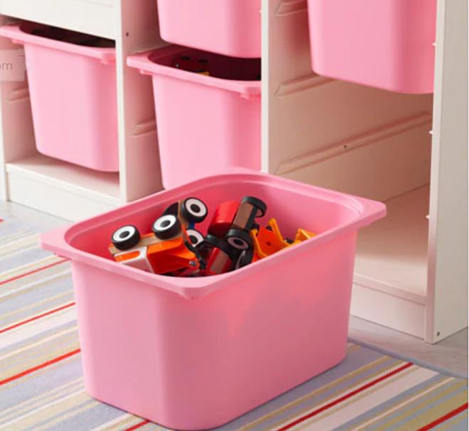 儿童玩具分类收纳