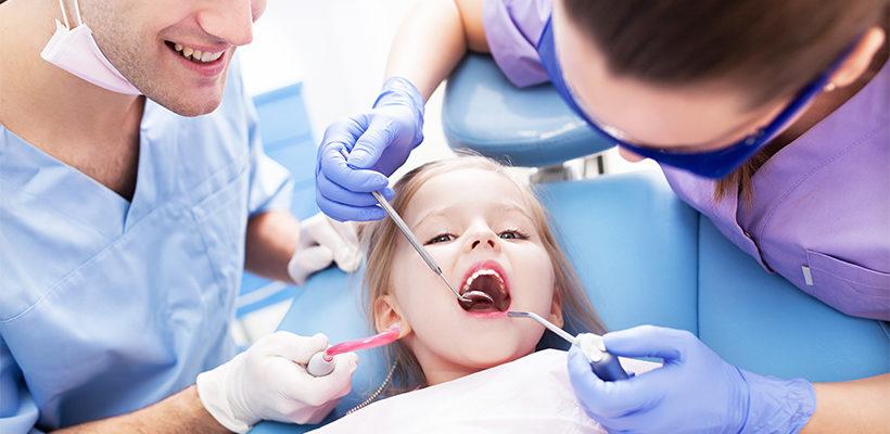 带宝宝看牙医常用英文词汇