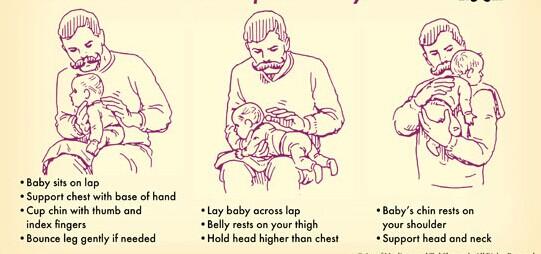 宝宝胀气症状