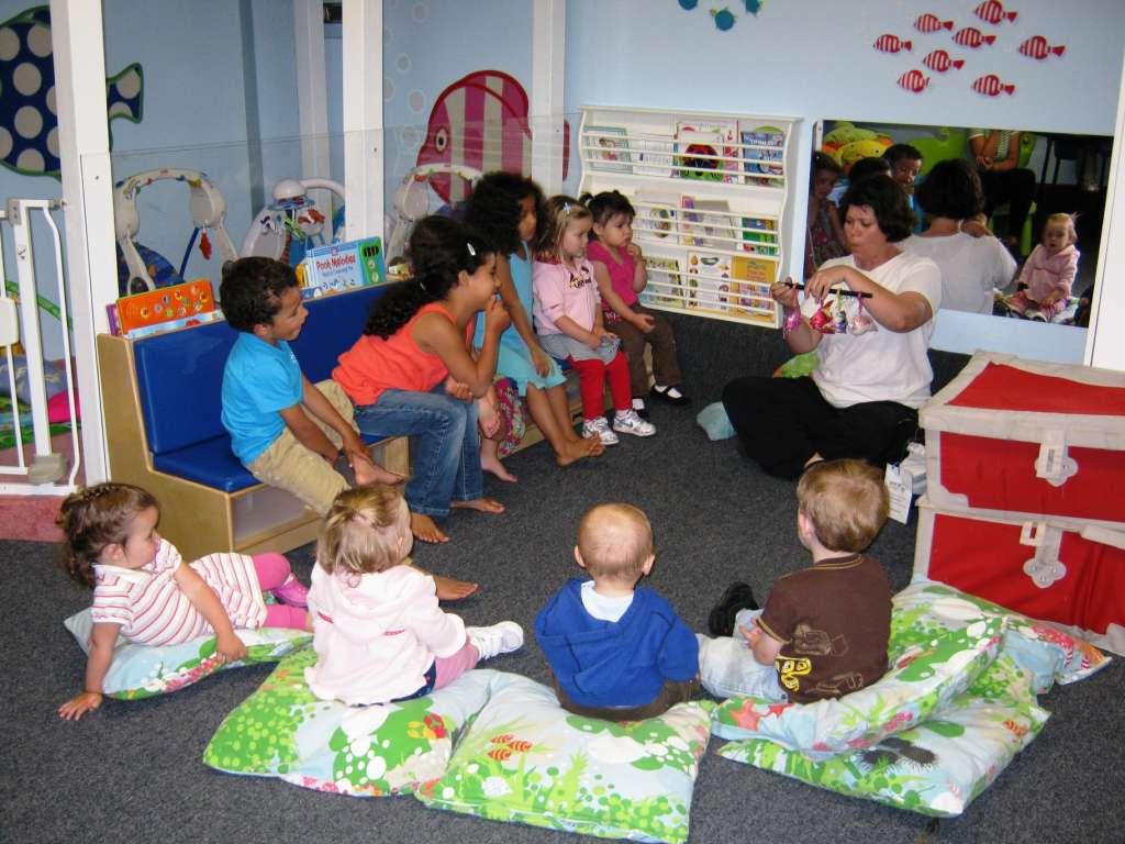 如何让宝宝适应daycare