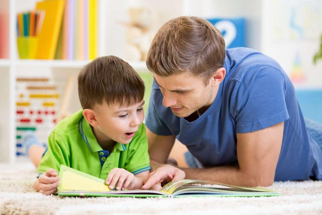 宝宝多大开始读绘本