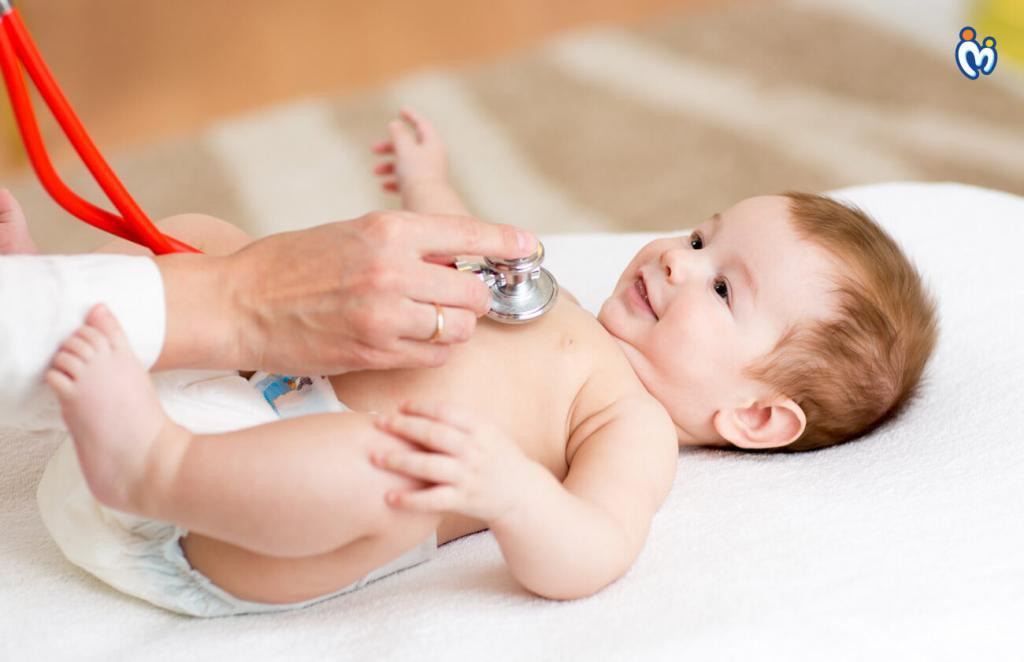 新生儿检查